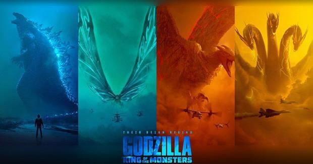 Lộ diện vũ trụ điện ảnh quái vật mới của Godzilla, dọa soán ngôi cả Marvel và DC - Ảnh 1.