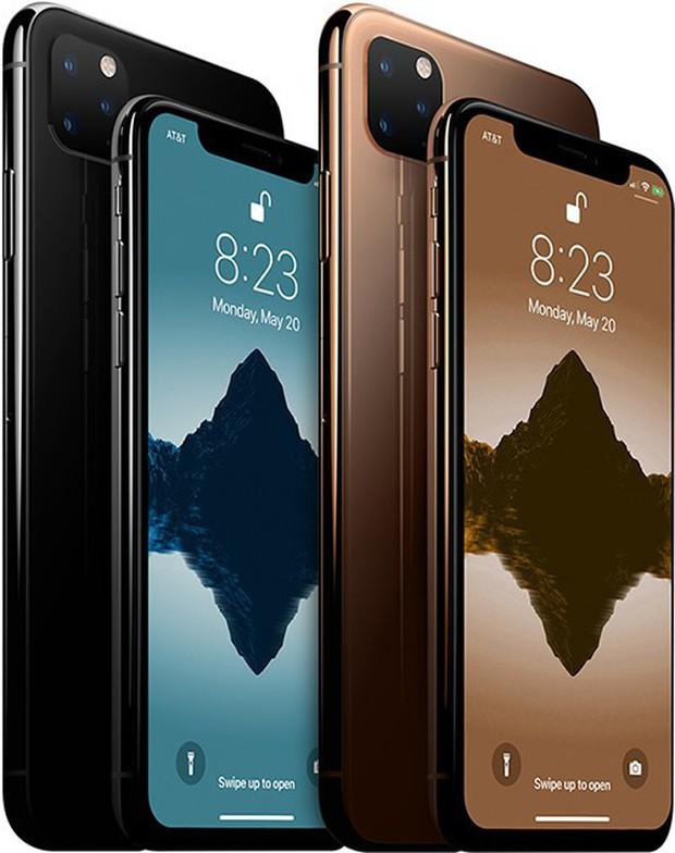 Apple sẽ ra mắt iPhone với cảm biến vân tay Touch ID toàn màn hình và iPhone SE 2 với phần cứng nâng cấp trong năm 2020? - Ảnh 1.
