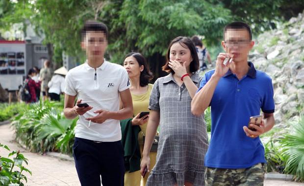 Cảnh báo: Gần 97% số ca ung thư phổi tại Việt Nam có hút thuốc lá - Ảnh 2.