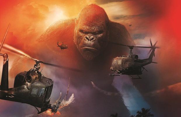 Lộ diện vũ trụ điện ảnh quái vật mới của Godzilla, dọa soán ngôi cả Marvel và DC - Ảnh 5.