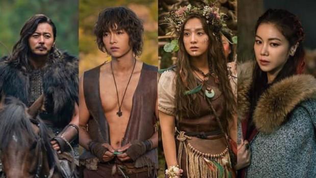 Phim Hàn tháng 6: Chấp nhận đánh khối hi sinh nhan sắc, Song Joong Ki có đè bẹp được dàn nam thần mỹ nữ này? - Ảnh 3.