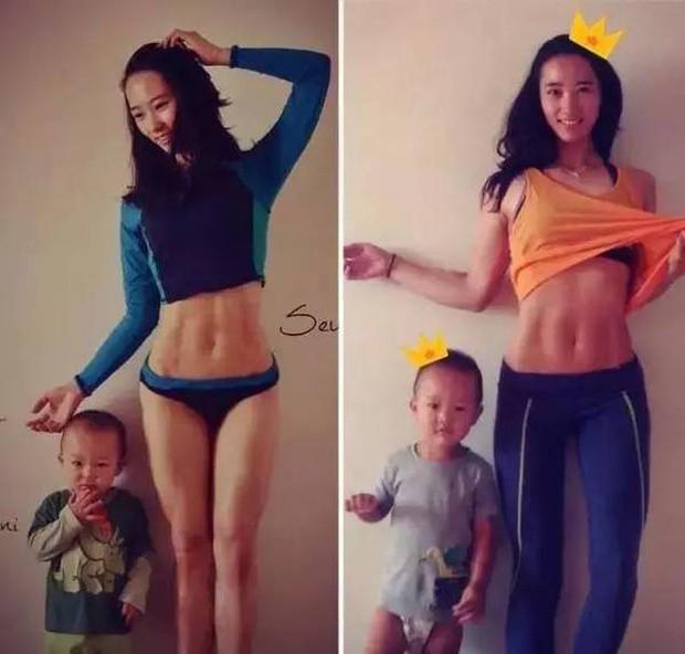Từ 70kg xuống 47kg, cô nàng người Hàn gây bất ngờ vì kế hoạch tự lấy lại vóc dáng sau sinh tại nhà quá hoàn hảo - Ảnh 27.