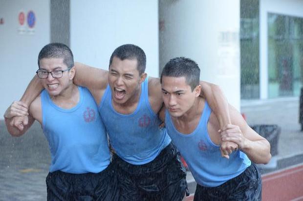 Đang yên lành, Lâm Chí Dĩnh bỗng xách dép cho nam thần lão hóa ngược của đài TVB! - Ảnh 11.