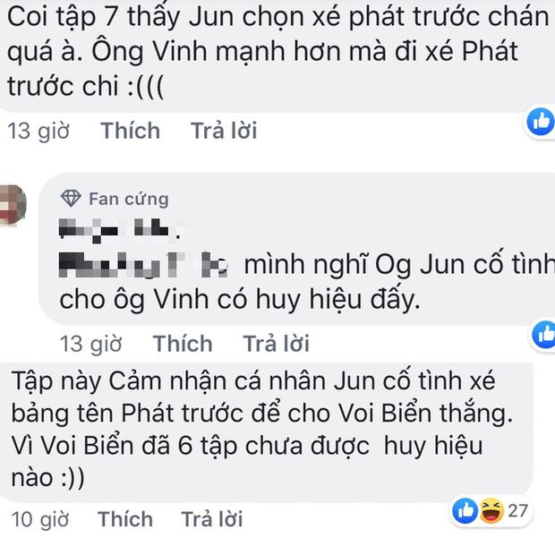Running Man: Jun Phạm nói gì khi bị nghi cố tình nhường để Trương Thế Vinh chiến thắng? - Ảnh 3.