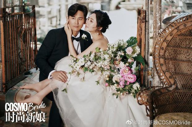 Tiết lộ bộ ảnh cưới đẹp như mơ của cặp đôi Hoa - Hàn Vu Hiểu Quang và Choo Ja Hyun trước ngày hôn lễ đang gần kề - Ảnh 4.