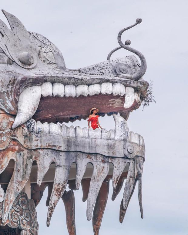 """Công viên nước bị bỏ hoang ở Huế bỗng dưng """"hot"""" trở lại sau 15 năm: Bí ẩn """"ma mị"""" mãi vẫn chưa có lời giải đáp  - Ảnh 23."""