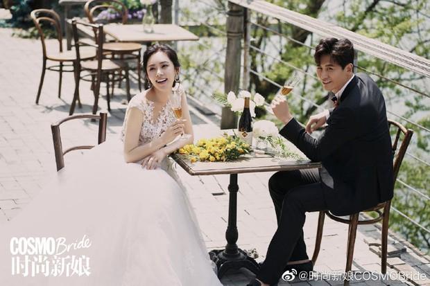 Tiết lộ bộ ảnh cưới đẹp như mơ của cặp đôi Hoa - Hàn Vu Hiểu Quang và Choo Ja Hyun trước ngày hôn lễ đang gần kề - Ảnh 2.