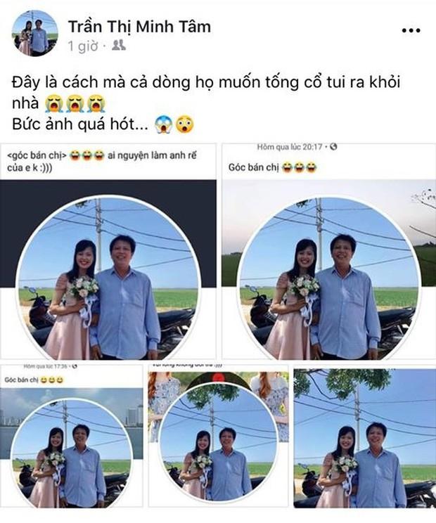 Gần 30 tuổi mà vẫn ế, cô gái bị cả dòng họ đăng ảnh rao bán trên Facebook - Ảnh 1.