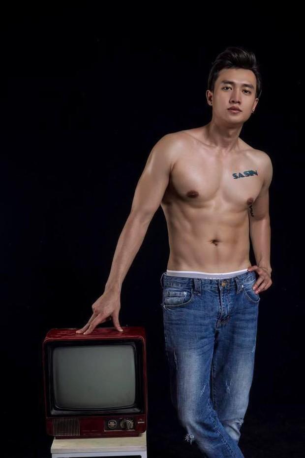Nhìn hội soái ca siêng cởi, fan chỉ ước những nam thần này cũng chịu khó hở hơn trên màn ảnh Việt - Ảnh 6.