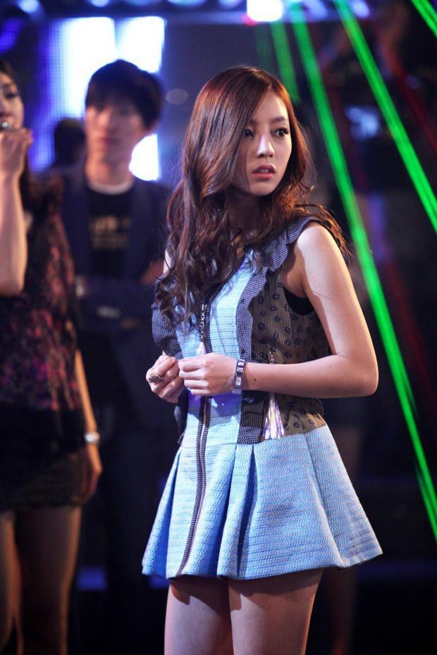 Goo Hara: Từ cô nàng theo đuổi Lee Min Ho tới scandal chấn động showbiz Hàn - Ảnh 4.