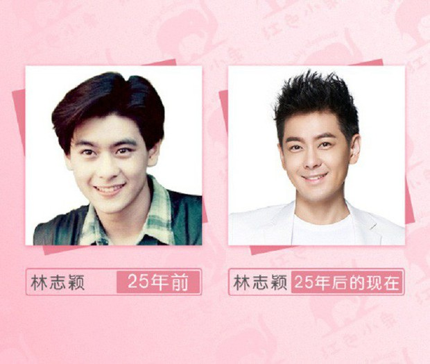 Đang yên lành, Lâm Chí Dĩnh bỗng xách dép cho nam thần lão hóa ngược của đài TVB! - Ảnh 2.