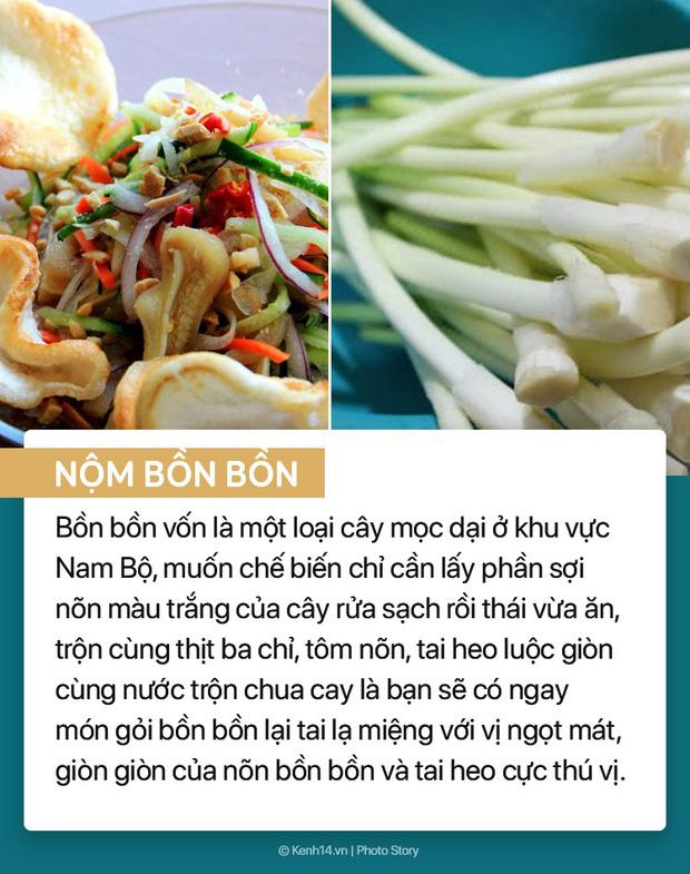 7 món gỏi, nộm lạ lẫm khiến Việt Nam xứng danh thiên đường bóp gỏi, hoa quả cây cối gì cũng có thể làm nộm! - Ảnh 13.