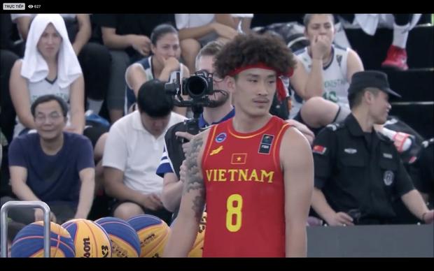 FIBA 3x3 Asia Cup 2019, Shoot-Out: Ném đỉnh như Stephen Curry, nữ VĐV xinh như mộng đến từ Kazakhstan vượt Khoa Trần của Việt Nam để giành ngôi vị hạng nhất - Ảnh 1.