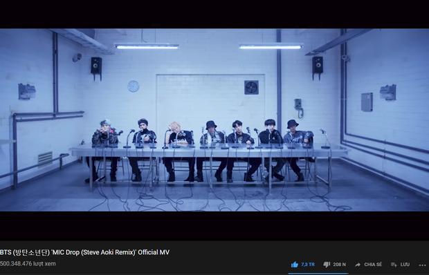 BLACKPINK không còn là bá chủ, thất thế so với BTS trong cuộc đua nửa tỉ lượt xem trên YouTube - Ảnh 1.