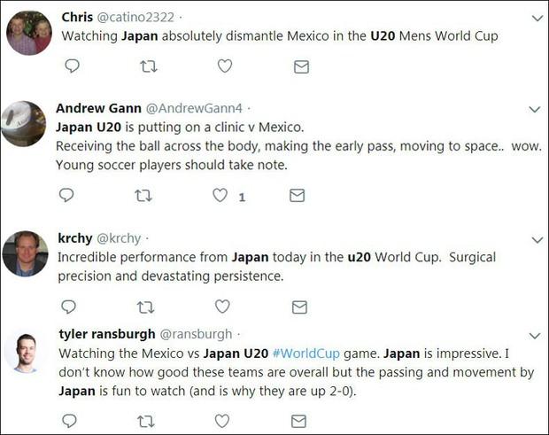 Các chiến binh samurai trẻ gây choáng váng ở U20 Thế giới: Thêu hoa, dệt gấm để hạ gục đối thủ sừng sỏ - Ảnh 6.