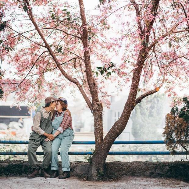 Bộ ảnh chụp ở Đà Lạt của couple U60: Dù thời gian có tàn nhẫn thế nào đi chăng nữa, tôi vẫn nắm tay bà đi hết cuộc đời này - Ảnh 4.