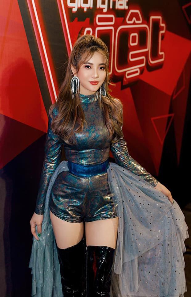 Bảo Yến (Giọng hát Việt): Tôi không biết chương trình dùng tên gì để gọi nên chỉ nghĩ là chị MC đọc nhầm - Ảnh 3.