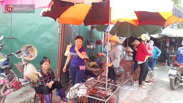 Khu chợ bàn tán xôn xao về mẹ nữ sinh giao gà bị sát hại: Lúc nào cũng quần là áo lượt, buôn bán chỉ làm cho vui - Ảnh 2.