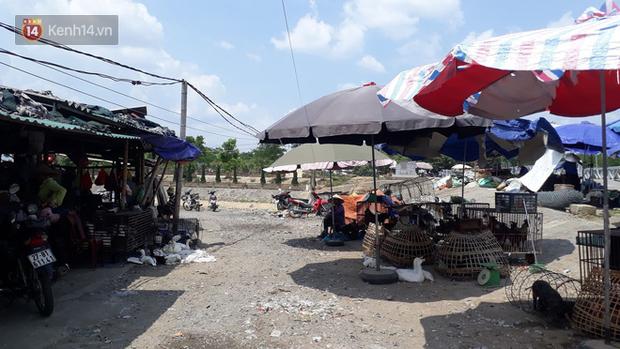 Khu chợ bàn tán xôn xao về mẹ nữ sinh giao gà bị sát hại: Lúc nào cũng quần là áo lượt, buôn bán chỉ làm cho vui - Ảnh 1.