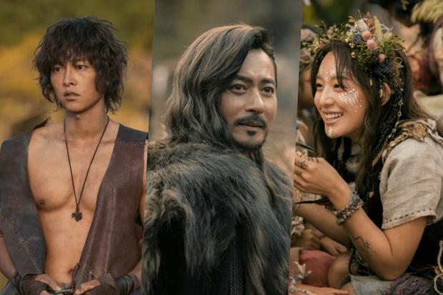 Động thái ngọt ngào đầu tiên của Song Song sau tin đồn ly hôn, lại còn lộ ngay ở hậu trường phim bom tấn mới - Ảnh 4.