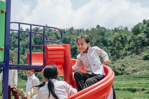 Chùm ảnh: Cận cảnh ngôi trường tuyệt đẹp giữa núi rừng Tri Lễ  - Ảnh 7.