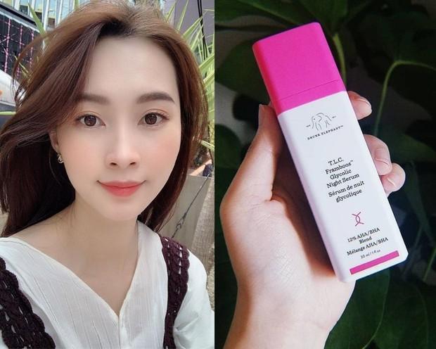 Để da khỏe đẹp và trẻ lâu, 4 mỹ nhân Việt đã nhờ cậy đến những sản phẩm dưỡng da chống lão hóa này - Ảnh 1.