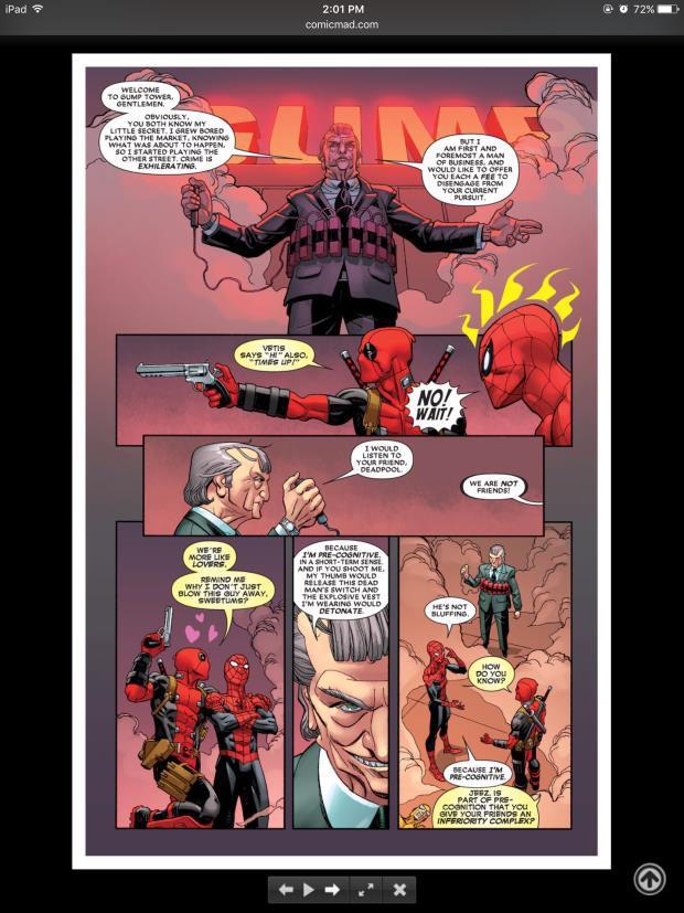 Thánh bựa Deadpool và nhện nhí lắm mồm Spider-Man có gì hot mà ai cũng hóng đẩy thuyền dữ vậy? - Ảnh 15.