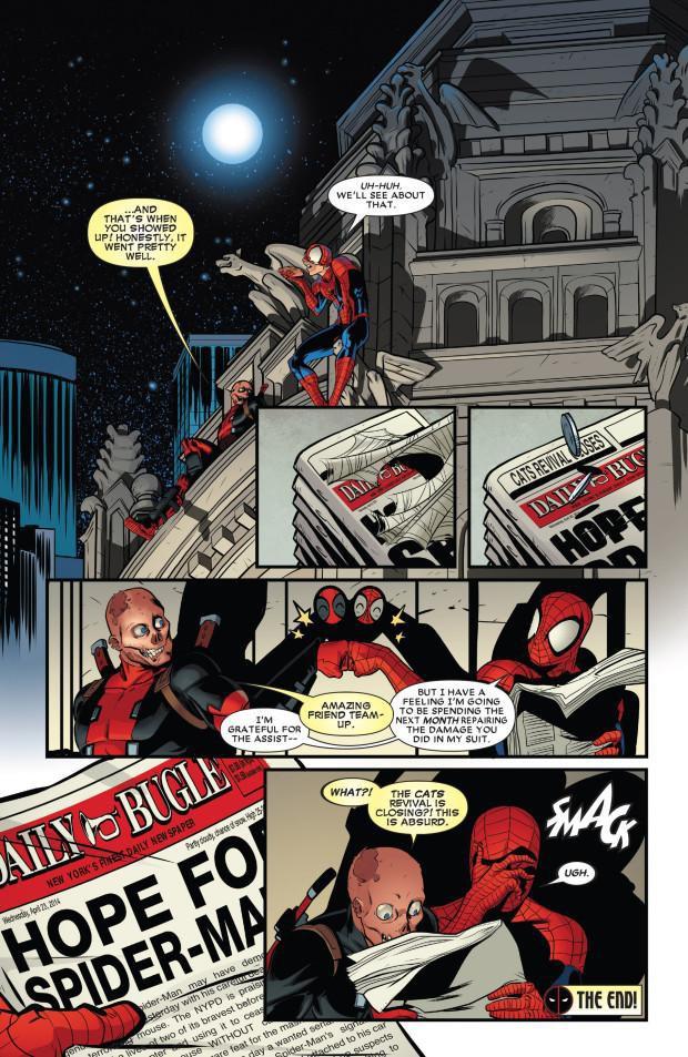 Thánh bựa Deadpool và nhện nhí lắm mồm Spider-Man có gì hot mà ai cũng hóng đẩy thuyền dữ vậy? - Ảnh 16.