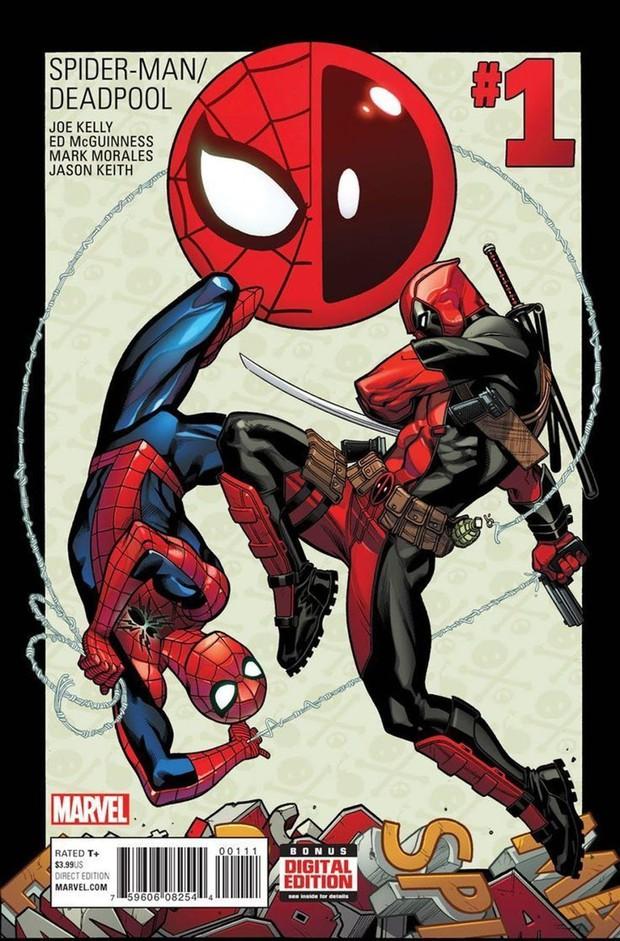 Thánh bựa Deadpool và nhện nhí lắm mồm Spider-Man có gì hot mà ai cũng hóng đẩy thuyền dữ vậy? - Ảnh 17.