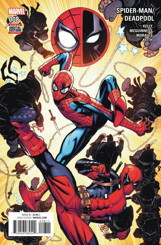 Thánh bựa Deadpool và nhện nhí lắm mồm Spider-Man có gì hot mà ai cũng hóng đẩy thuyền dữ vậy? - Ảnh 18.