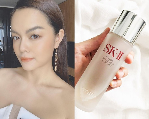 Để da khỏe đẹp và trẻ lâu, 4 mỹ nhân Việt đã nhờ cậy đến những sản phẩm dưỡng da chống lão hóa này - Ảnh 3.