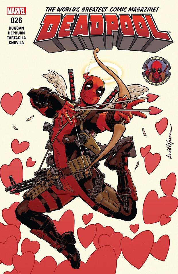 Thánh bựa Deadpool và nhện nhí lắm mồm Spider-Man có gì hot mà ai cũng hóng đẩy thuyền dữ vậy? - Ảnh 5.