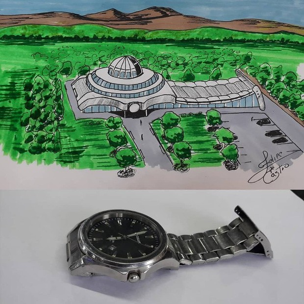 KTS biến những đồ vật quen thuộc thành công trình kiến trúc với thiết kế không tưởng - Ảnh 6.