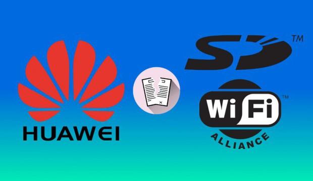 Huawei bị loại khỏi Liên minh Wi-Fi và Hội thẻ nhớ, smartphone sẽ gặp bất lợi nhiều về sau - Ảnh 1.