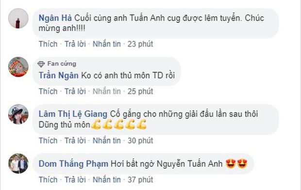 Fan Việt háo hức với sự trở lại của Tuấn Anh, thắc mắc tại sao Đức Chinh có mặt - Ảnh 4.