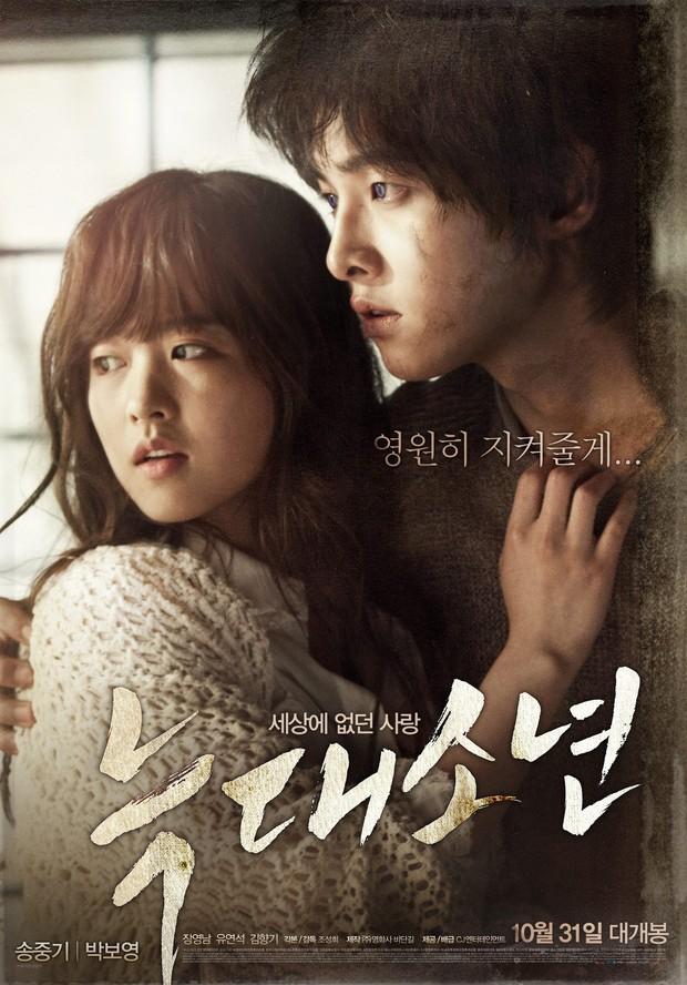 Làm parody sống động hơn bản thật, Song Hye Kyo sẽ khóc thét khi thấy chồng mình bị đổi diện mạo như thế này! - Ảnh 2.