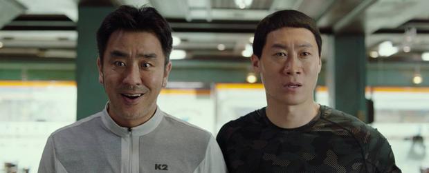 Làm parody sống động hơn bản thật, Song Hye Kyo sẽ khóc thét khi thấy chồng mình bị đổi diện mạo như thế này! - Ảnh 16.