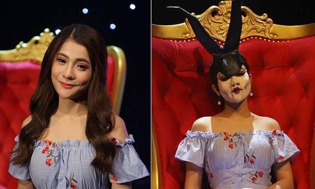 Trước khi gây sóng gió tại Giọng hát Việt 2019, Bảo Yến từng thề độc trong show hẹn hò - Ảnh 3.