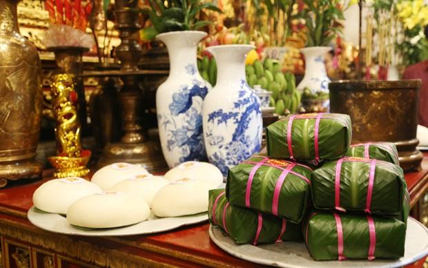 Xót xa khi đến những món bánh Việt này còn có cặp có đôi quấn quýt, nhưng chúng ta thì vẫn... FA - Ảnh 1.