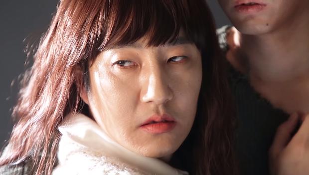 Làm parody sống động hơn bản thật, Song Hye Kyo sẽ khóc thét khi thấy chồng mình bị đổi diện mạo như thế này! - Ảnh 7.