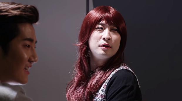 Làm parody sống động hơn bản thật, Song Hye Kyo sẽ khóc thét khi thấy chồng mình bị đổi diện mạo như thế này! - Ảnh 34.
