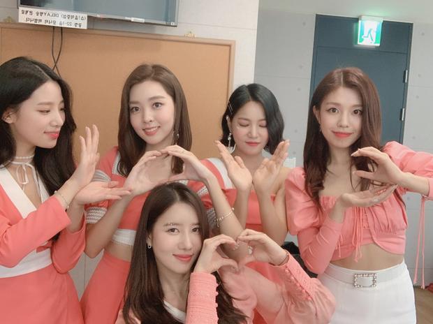 Chưa từng có ở Kpop: Nhóm nữ này xui hơn cả EXID vì 1 người dừng hoạt động, rời công ty chỉ sau 2 ngày comeback - Ảnh 3.