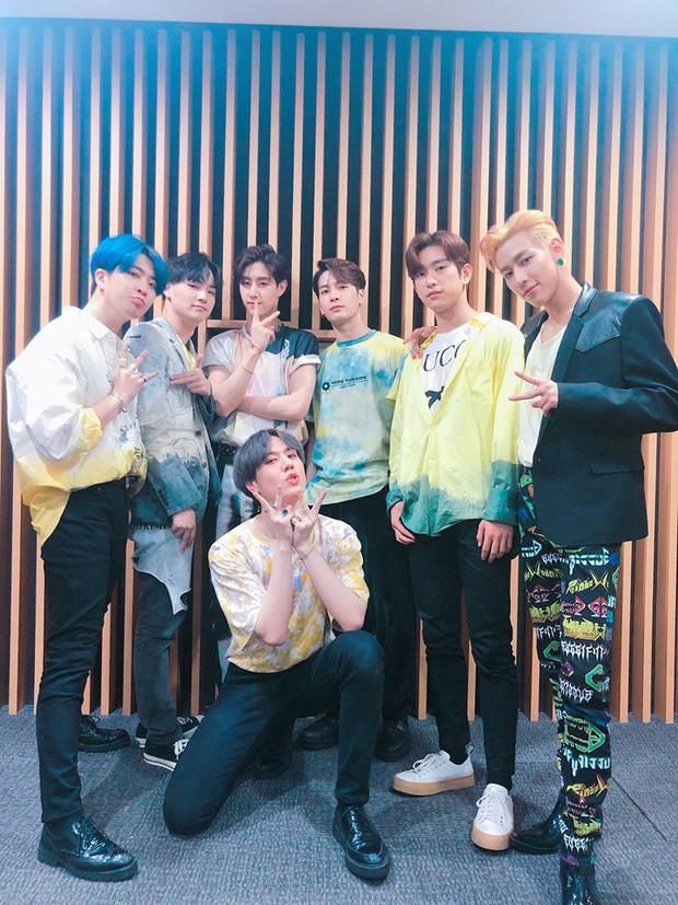 Vì cách quảng bá thậm tệ của JYP, GOT7 có thành tích sụt giảm, thua NUEST, NCT 127 và tân binh ITZY - Ảnh 5.
