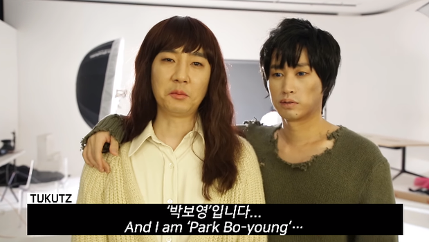 Làm parody sống động hơn bản thật, Song Hye Kyo sẽ khóc thét khi thấy chồng mình bị đổi diện mạo như thế này! - Ảnh 8.