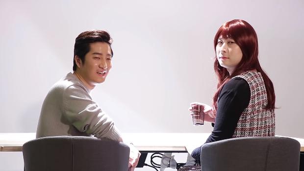 Làm parody sống động hơn bản thật, Song Hye Kyo sẽ khóc thét khi thấy chồng mình bị đổi diện mạo như thế này! - Ảnh 32.