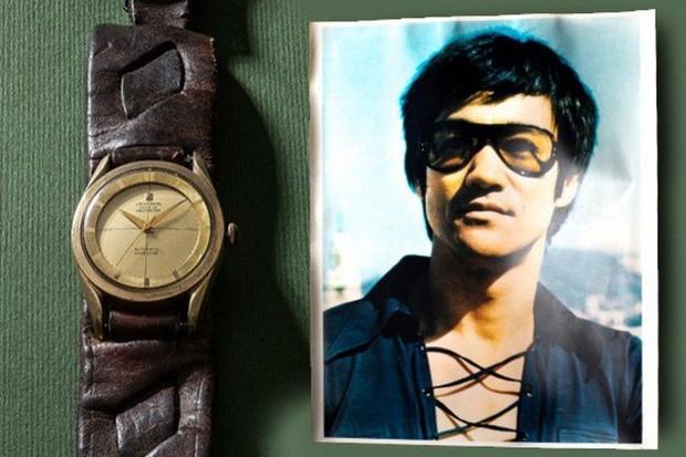Đồng hồ của Lý Tiểu Long đem về 670 triệu đồng sau phiên đấu giá ở Hồng Kông - Ảnh 1.
