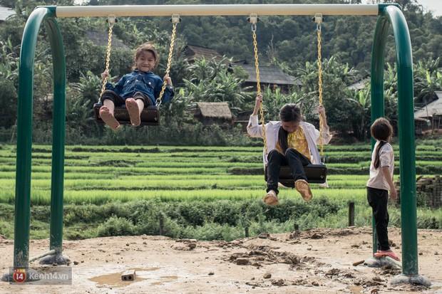 Giấc mơ về một sân chơi đầy tiếng cười của những đứa trẻ Tri Lễ nay đã thành hiện thực - Ảnh 5.
