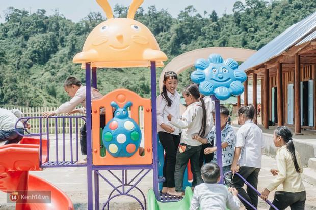 Giấc mơ về một sân chơi đầy tiếng cười của những đứa trẻ Tri Lễ nay đã thành hiện thực - Ảnh 7.