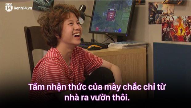 12 màn lộng ngôn, chửi như hát hay của rapper Bảo Thanh trong Về Nhà Đi Con: Tiện đường cũng không đi với tiện nhân! - Ảnh 12.