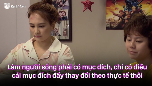 12 màn lộng ngôn, chửi như hát hay của rapper Bảo Thanh trong Về Nhà Đi Con: Tiện đường cũng không đi với tiện nhân! - Ảnh 14.
